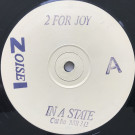 2 For Joy - In A State - Noise Records - NNR 312
