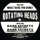 Rotating Heads - What Have You Done? / Dark Secrets - Wide Eyed Records - PUPIL 1001
