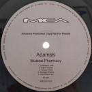 Adamski - Musical Pharmacy - MCA Records - MCG 6107
