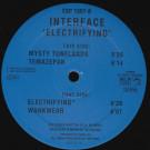 Interface - Electrifying - ESP Records - ESP 1997-6