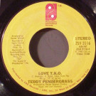 Teddy Pendergrass - Love T.K.O. / I Just Called To Say - Philadelphia International Records - ZS9 3116