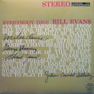 The Bill Evans Trio - Everybody Digs Bill Evans - Riverside Records - RLP-1129, Original Jazz Classics - OJC-068