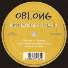 Mothersole & Haris - Drumtalk - Oblong Records - OBL12009