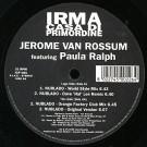 Jerome Van Rossum Featuring Paula Ralph - Nublado - Irma CasaDiPrimordine - ICP 085