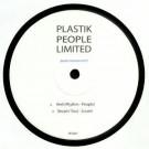 Herb Rhythm , Keepin' Soul - Keepin' Herb EP - Plastik People Recordings - PPL01