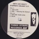 Smith & Mighty - Stepper's Delight E.P. - Three Stripe Records - SNMXDJ5