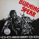Burning Spear - Marcus Garvey - Island Records - ILPS 9377