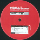 Red Snapper - Our Aim Is To Satisfy Red Snapper - Warp Records - WARPLP78P