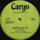 Cargo - Holding On For Love - EMI - 12Z 38