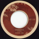 Booker Gee - Greedy G - Iroko Records - BB97