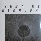 Ruby My Dear - Phlegm EP  - Analogical Force - AF022