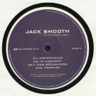 Jack Smooth - My Electric Soul EP - Wax Factory Productions - WF 015