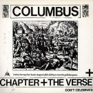 Chapter And The Verse - Columbus - Unheard Records - COL 1492, Virgin - COL 1492