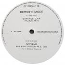 Depeche Mode - Strangelove (Hijack Mix) - Mute - PP12 BONG 16