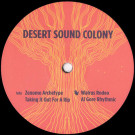 Desert Sound Colony - Zenome Archetype - Touch From A Distance - TFAD5
