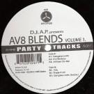DJ A.P. - AV8 Blends Vol.1 - AV8 - AV 267