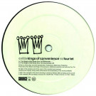 Kings Of Convenience vs Four Tet - The Weight Of My Words - Source - SOURT 044