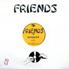 Diverger - Is It Still Too Late? / Cascara - Friends - FRIEND 10