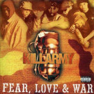 Killarmy - Fear, Love & War - Loud Records - LOUD 1927-1