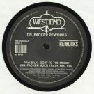 Various - Dr. Packer Reworks - West End Records - WEBMG09LP