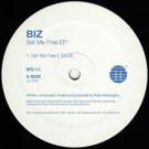 Biz - Set Me Free EP - Transmat - MS086
