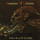 Grandeurs Of Delusion -  A Stale Breath Of Fresh Ahhh - Nause Corps - NAUSE002