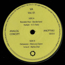 Various - Vol.1 - Analog Concept - ANCPT002