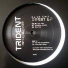 Derek Carr - Reset EP - Trident Recordings - TRECS002
