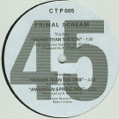 Primal Scream - Higher Than The Sun - Creation Records - CTP 005