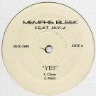 Memphis Bleek Feat. Jay-Z - Yes - Roc-A-Fella Records - ROC-1046