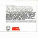 Radiohead - Idioteque - Parlophone - 12KIDA 6