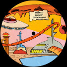 Samuel Jabba , Bok.p - Tapinopolis EP - Antam Records - ANTAM005