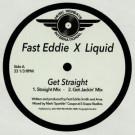 """Fast"" Eddie Smith X Liquid - Get Straight / Clout Chasing - Music Mondays International - MMI001"