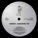 Armec - Diametric EP - Echocentric Records - ECR003