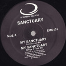 Sanctuary - My Sanctuary - Echotron Records - EMG101