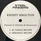 Krispy Krouton - Flavour 2: Chicken & Sweetcorn - Steel Fingers Heritage - KKRMX#1