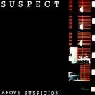 Suspect - Above Suspicion - Backstreet Backlash Records - BBR 002