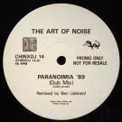The Art Of Noise - Paranoimia '89 - China Records - CHINXDJ 14