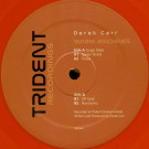 Derek Carr - Warm Machines EP - Trident Recordings - TRECS003