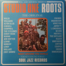 Various - Studio One Roots - Soul Jazz Records - SJR LP56