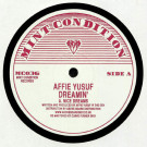 Affie Yusuf - Dreamin' - Mint Condition - MC036