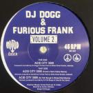 DJ Dog , Furious Frank - Acid City 3000 - Mind Dance - MD002