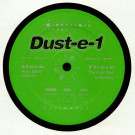 Dust-e-1 - The Cool Dust EP - DustWORLD - DWLD-003