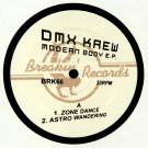 DMX Krew - Modern Body E.P. - Breakin' Records - BRK66