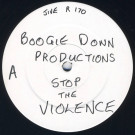 Boogie Down Productions - Stop The Violence - Jive - Jive R 170