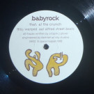 Babyrock - The Crunch - Space Hopper - SH102