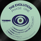 Various - The Evolution Phase One - Visions Inc - VISIO 031