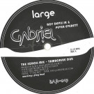 Roy Davis Jr. & Peven Everett - Gabriel - Large Records - LAR-019WHITE
