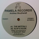 Andrew Weatherall - Pamela #1 - Pamela Records - PAM001
