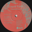 Liquid Earth - Transcedenton EP - Butter Side Up - BSU004